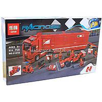 Конструктор «Speed Champions» Lepin автомобили F14 T и Скудерия FERRARI, 914 деталей (21010)