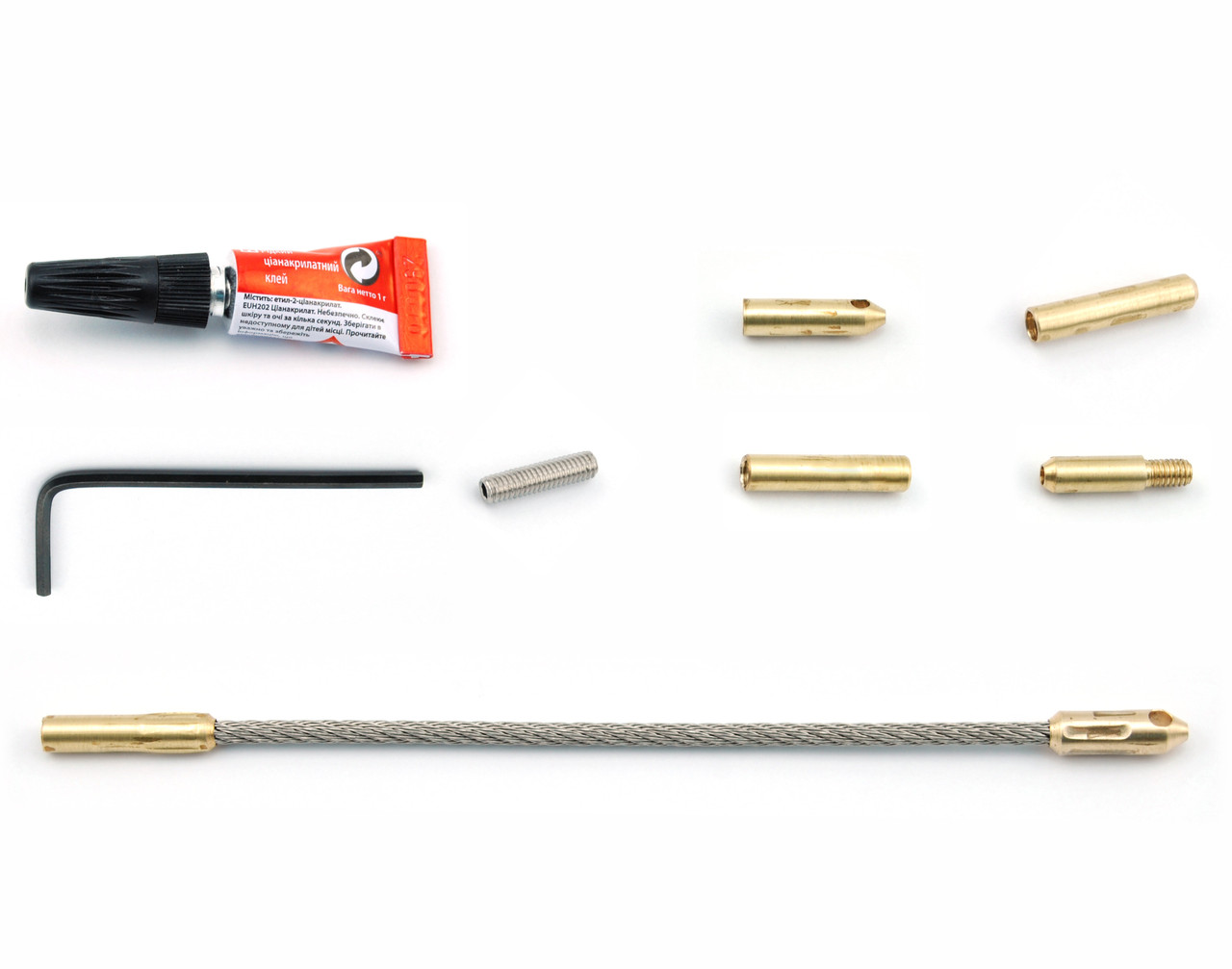 Ремкомплект для кабельной протяжки 3мм