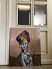 """Картина из эпоксидной смолы """"Африка"""" №1112, ResinArt, фото 2"""