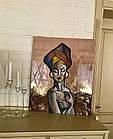 """Картина из эпоксидной смолы """"Африка"""" №1112, ResinArt, фото 3"""