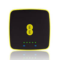 3G/4G модем и Wi-Fi роутер Alcatel EE40 для Киевстар, Vodafone, Lifecell (Черно-желтый)