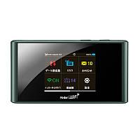 3G/4G модем и wifi router ZTE 305ZT с сенсорным дисплеем (Черный)