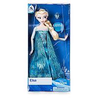 Кукла Эльза с кольцом Дисней Frozen Холодное сердце, оригинал Elsa Disney Frosen doll, США.