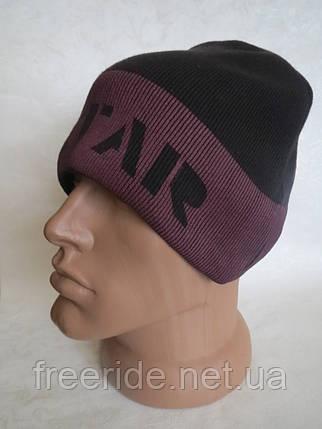 Зимняя шапка HoodStar (унисекс) 54-57, фото 2