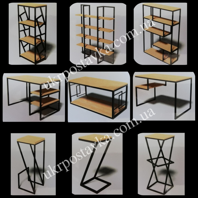 Мебель LOFT (ЛОФТ)