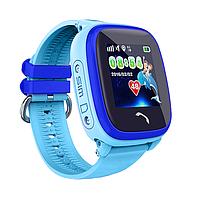 Детские смарт-часы Lemfo DF25 с функцией обратного звонка (Синий)