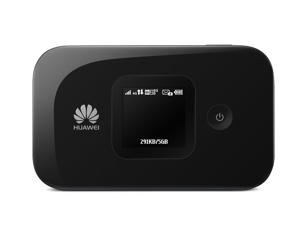 3G/4G модем и wifi router Huawei E5577-s со скоростью до 150 Мбит/с (Черный)