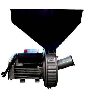 Зернодробарка «ГАЗДА Р80» роторна (зерно пшениці, жита, ячменю) 2,5 кВт