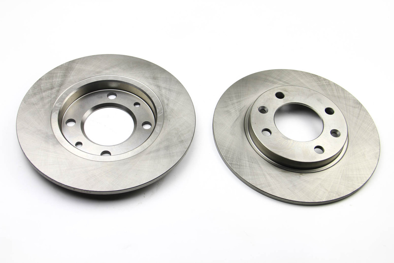 Тормозной диск задний Citroen Saxo (247x8)