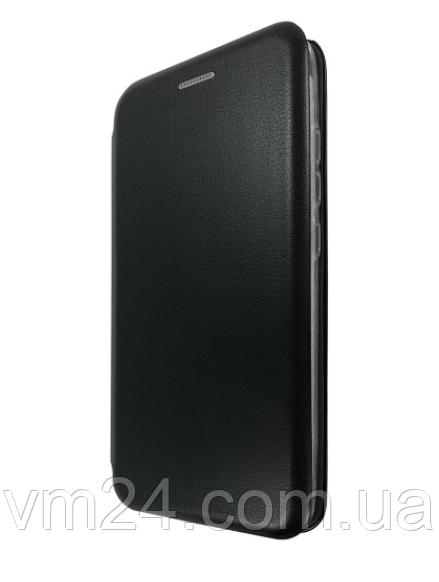 Чехол-книжка Оригинал Xiaomi Redmi Note 8 Pro (Черный)