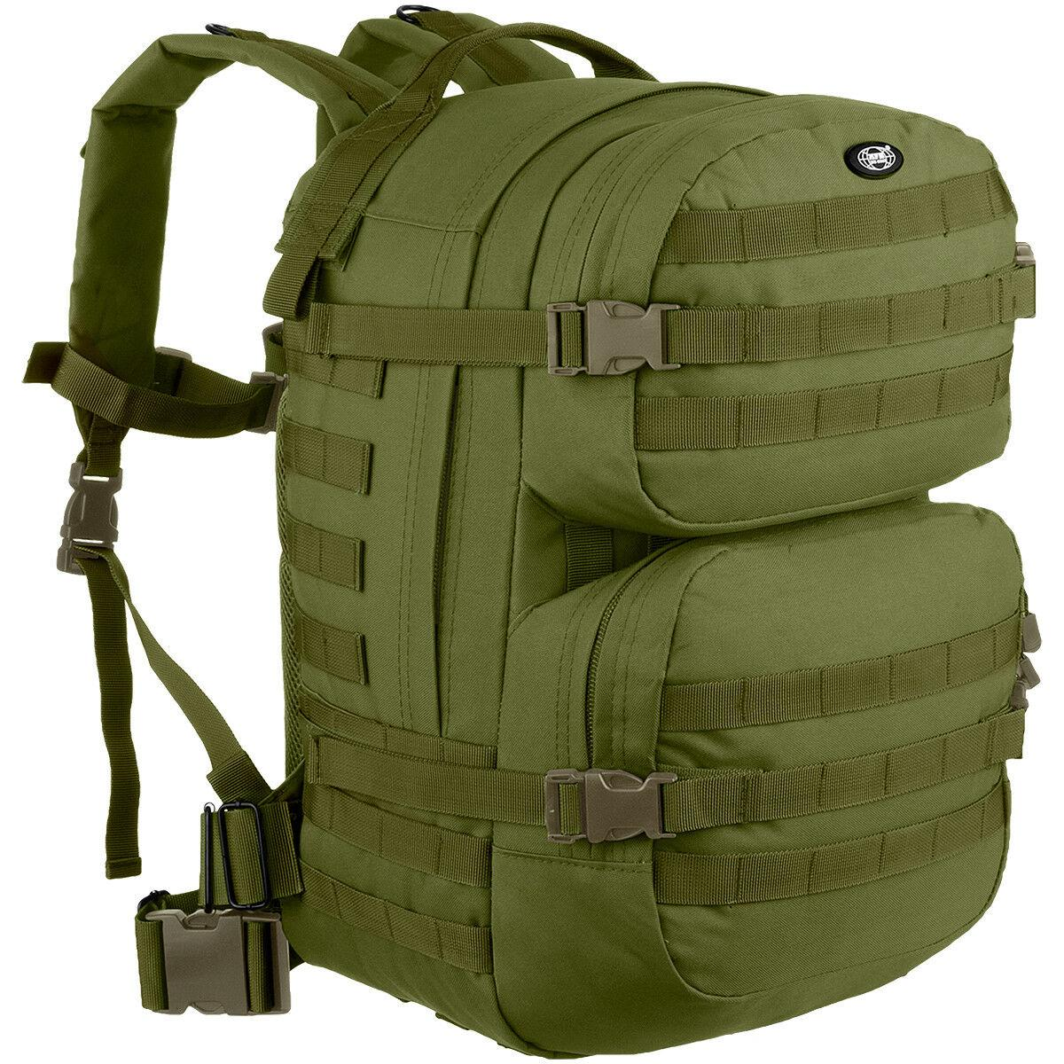 Рюкзак MFH Assault II backpack олива