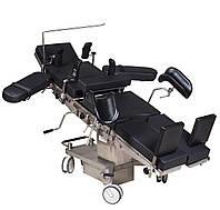 Стол операционный МТ600 (механико-гидравлический, рентгенопрозрачный), фото 1