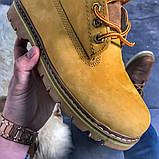 """Женские зимние ботинки Caterpillar """"Ginger"""" Fur с мехом, фото 6"""