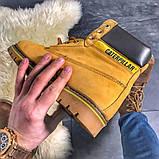 """Женские зимние ботинки Caterpillar """"Ginger"""" Fur с мехом, фото 5"""