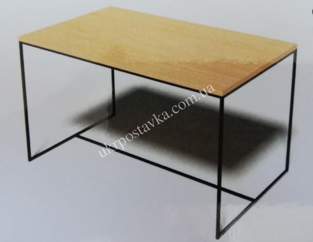 "Журнальный стол LOFT (ЛОФТ) ""Классик"" 550х800х470 мм"