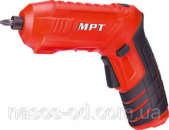 Отвертка аккумуляторная 4V MPT