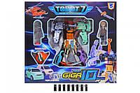 """Робот """"TOBOT"""" """"GIGA"""" с музыкой и светом в коробке Q1905 (шт.)"""