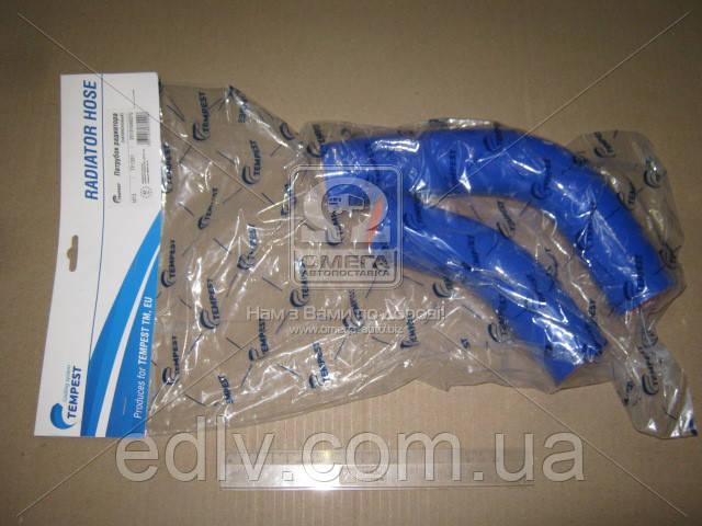 Патрубок радиатора МТЗ компл. 2шт. силиконовые TEMPEST TP.1351