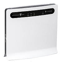 3G/4G модем и wifi роутер Huawei B593-12 с разъемами под MIMO антенну (Белый)