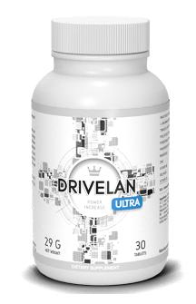 Drivelan (Дривелан) - капсулы для потенции