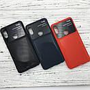 Чехол стекло Totu Arte Geometry Xiaomi Redmi Note 5 (dark blue), фото 3
