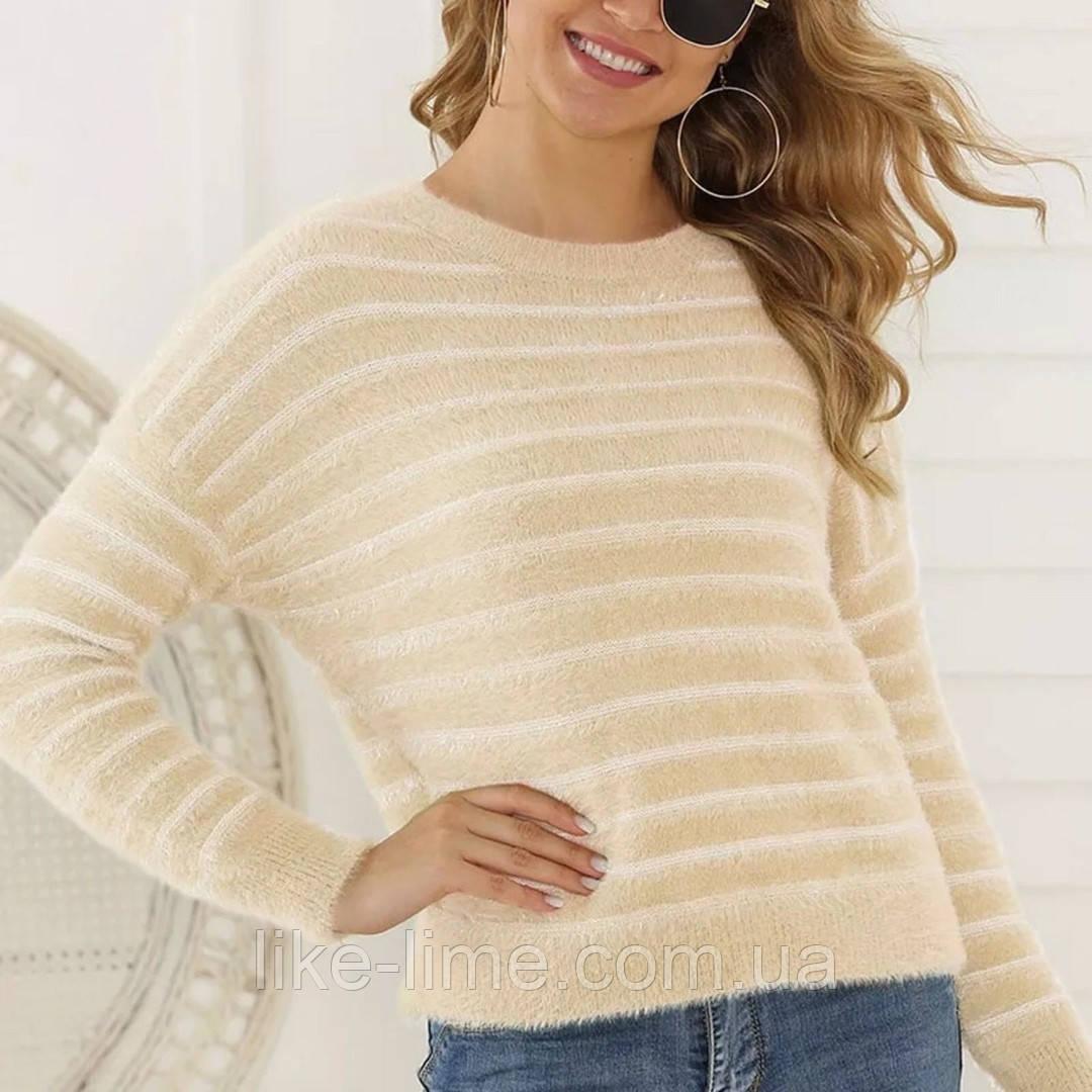 Женский ангоровый свитерок