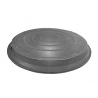 Люк канализационный полимерпесчаный  1,8 тонн. (черный)