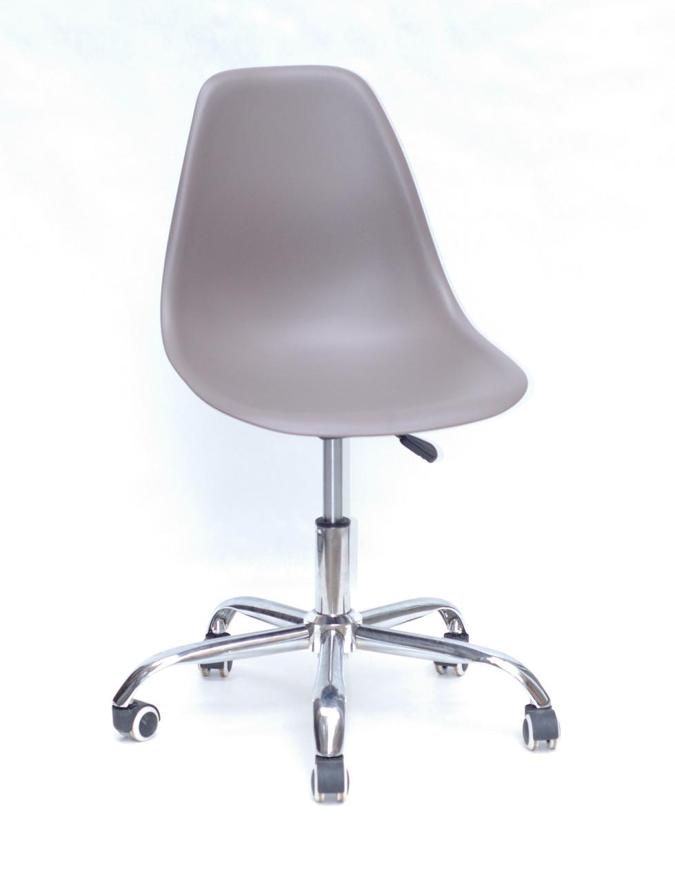 Кресло мастера Nik Office, кофейный