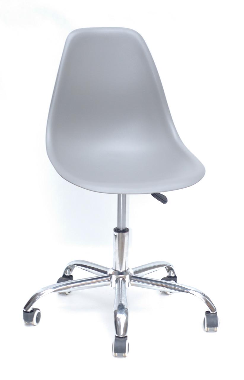 Кресло мастера Nik Office, серый 16