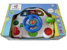 """Автотренажер """"Поехали"""" 7066 Play Smart, русское озвучивание, направление, свет, звук, 2 вида"""