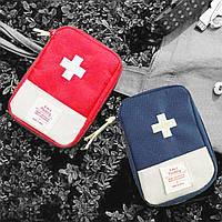 Аптечка-органайзер походная - First-Aid Pouch 15х10,5 см