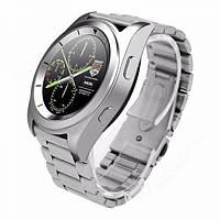 Умные часы Smart watch No.1 G6 metal (Серебристый)