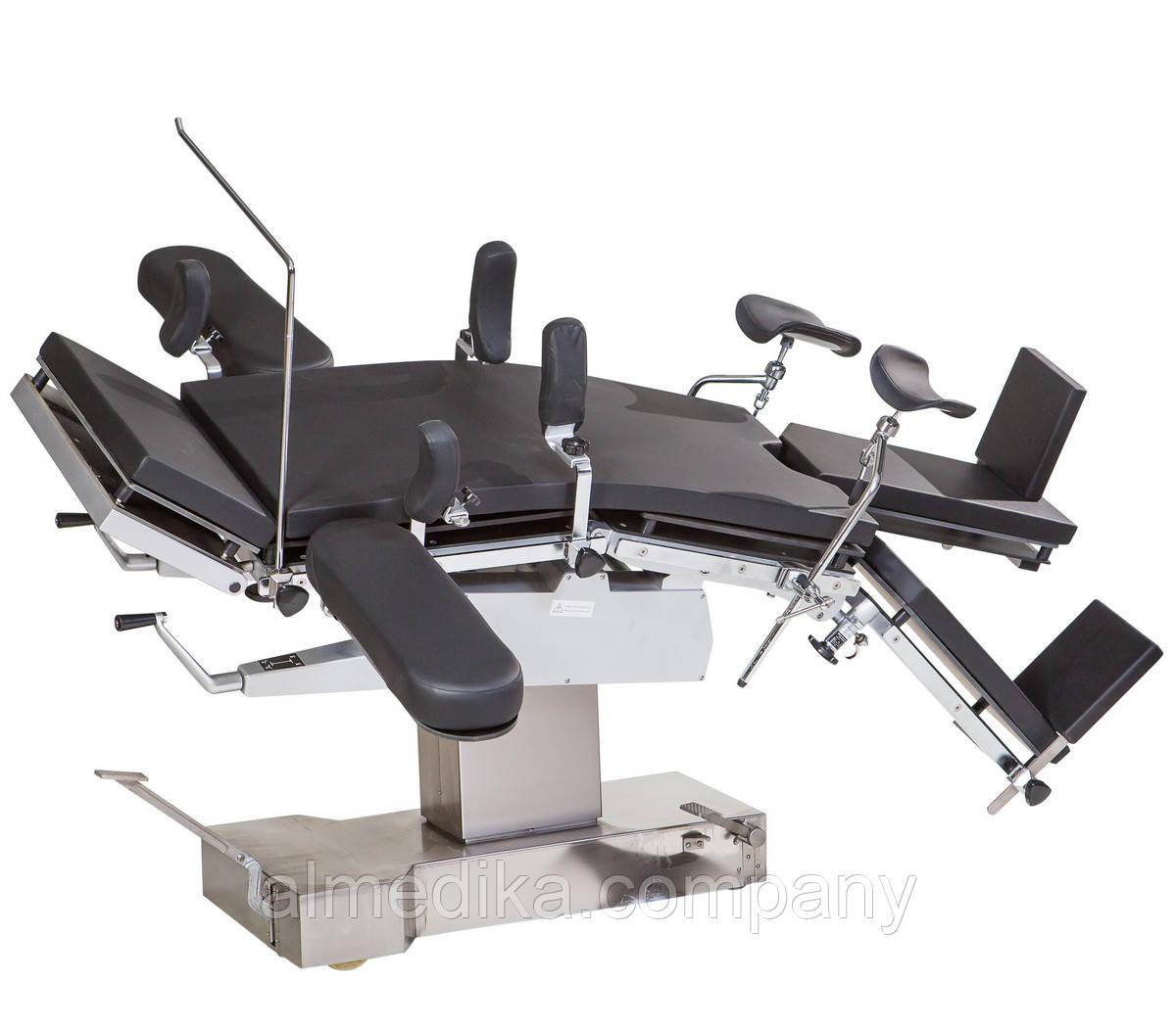 Стол операционный МТ300  (универсальный, механико-гидравлический, рентгенопрозрачный)