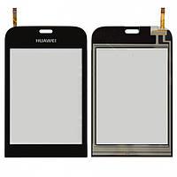 Touchscreen (сенсорный экран) для Huawei G7010, оригинал (черный)
