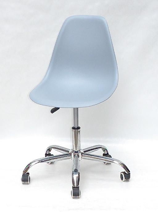 Кресло мастера Nik Office, голубой 55