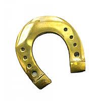 Подарок сувенир бронзовая подкова