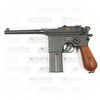 Пневматический маузер SAS Mauser M712 blowback kmb 18dhn