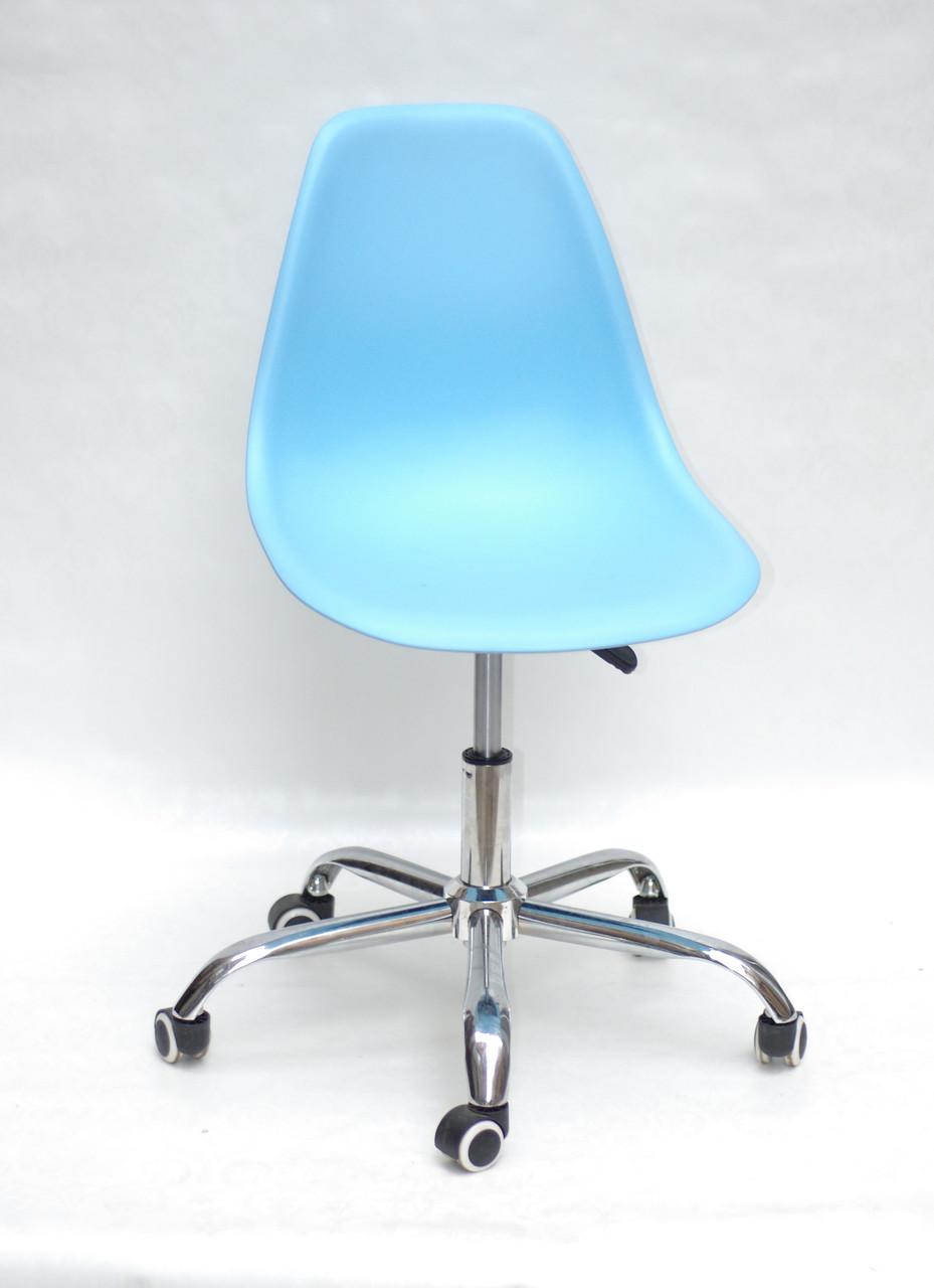 Кресло мастера Nik Office, голубой 50