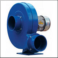 Filcar AJ-100 - Алюминиевый вентилятор в комплекте с входным и выходным фланцами 0,75 кВт