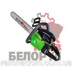 Бензопила Белорус МТЗ БП-52-6.3 (2 шины+2 цепи)