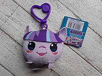 Твайлайт Спаркл, плюшевый брелок пони , My Little Pony, Twilight Sparkle Hasbro E0424 E0030  E1227