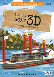 Build a Boat 3D