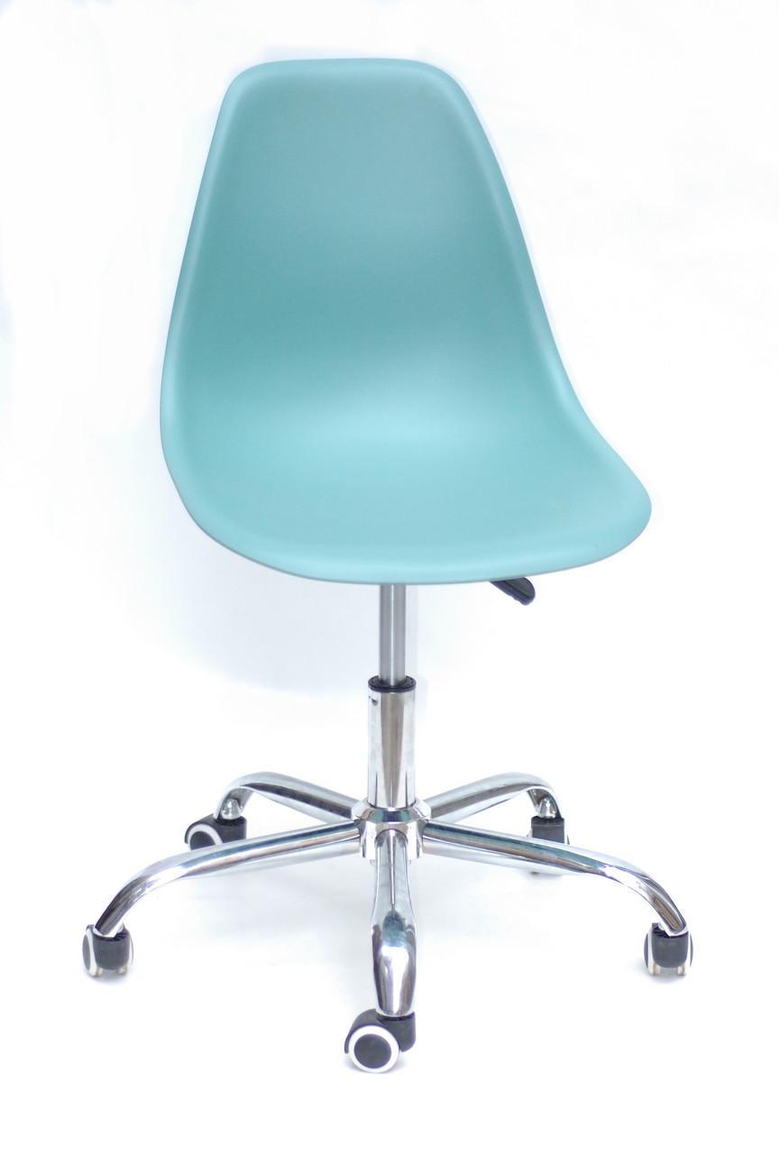 Крісло майстра Nik Office, зелене