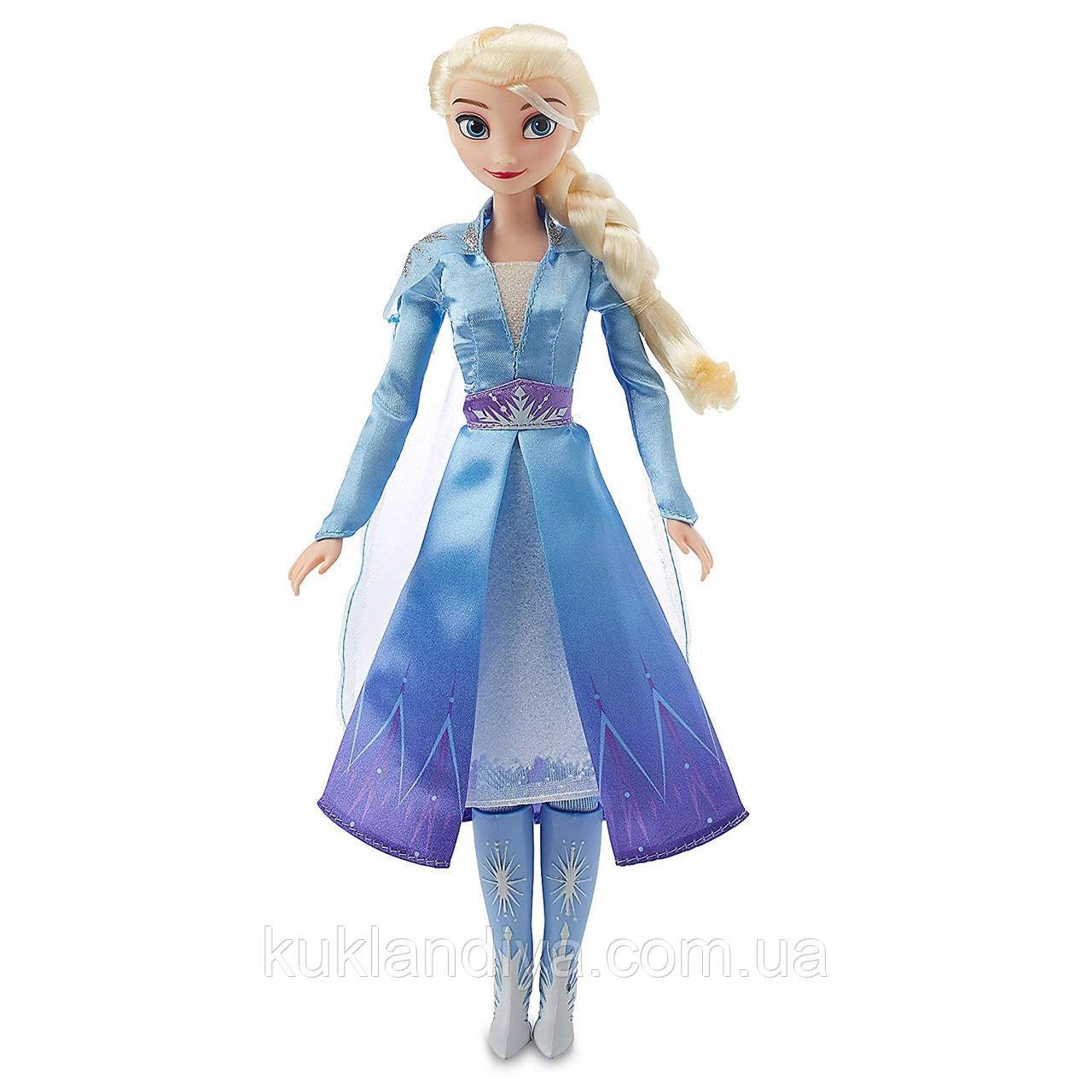 Поющая Кукла Эльза Disney  Frozen II