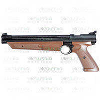 Crosman american classic 1377с мультикомпрессионный пистолет (P1377BR), фото 1