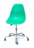Кресло мастера Nik Office, зеленый 47