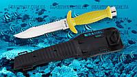 Подводный нож SS 52 GW
