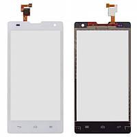 Touchscreen (сенсорный экран) для Huawei Honor 3C H30-U10, оригинал (белый)