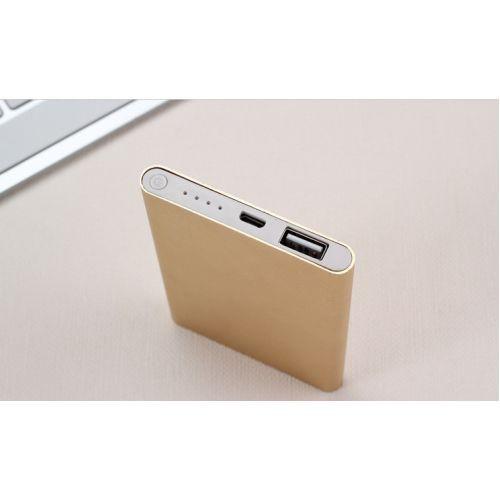 Аккумулятор зарядное Power Bank 12800 Xiaomi золото