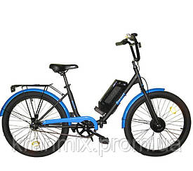 Электровелосипед АИСТ SMART24 XF07 36В 350Вт литиевая батарея 8,8 Ач